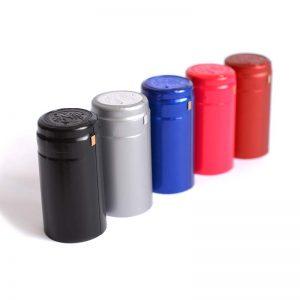 Pvc capsules 31x60mm 100/1