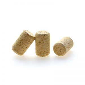 Agglomerated cork stoppers 38x24mm 100/1
