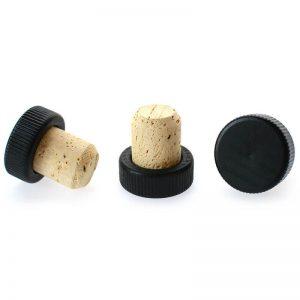 Plutani čep sa drvenom glavom