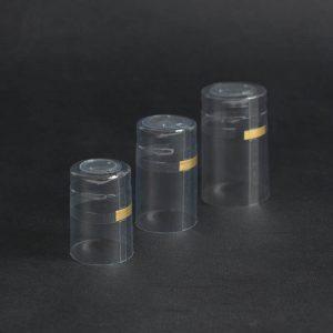 PVC kapica providna 100/1